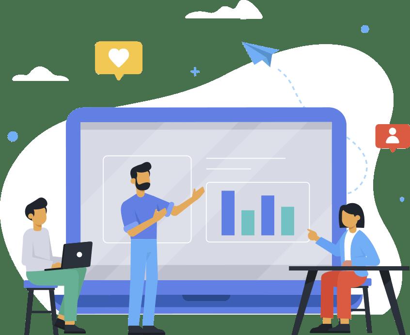 learning management system Evolve Learning Experience Platform evolveflatimage1